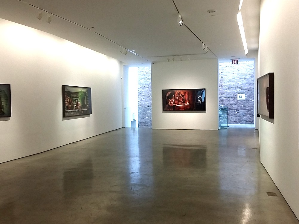 claire oliver gallery