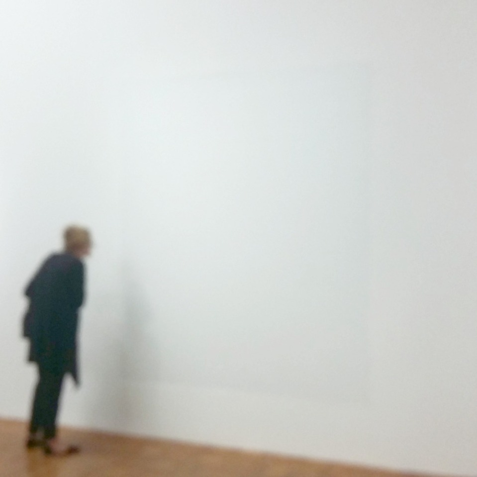 Martin Kippenberger. Ausstellungsansicht. Kunstforum Wien. Foto: Elsa Klar